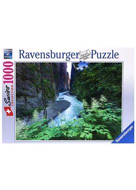 Puzzle 1000 gorges suiza - 26919354