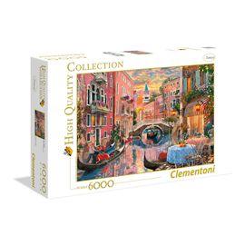 Puzzle 6000 venecia - 06636524