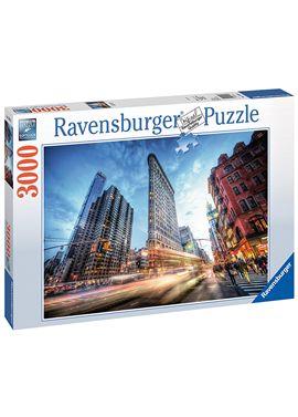 Puzzle 3000 flat iron - 26917075