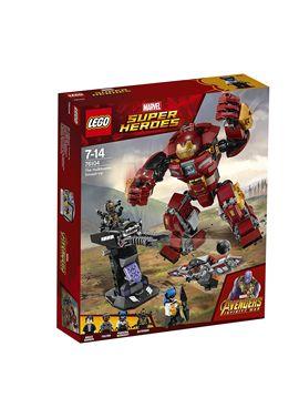 Incursión demoledora del hulkbuster super heroes - 22576104