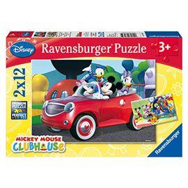 Puzzle mickey,minnie & co. 2 x12 - 26907565