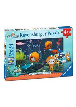 Puzzle los octonautas 2 x24 - 26909155