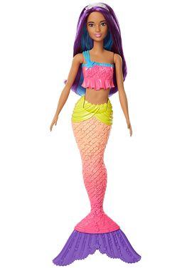 Sirena barbie dreamtopia top rosa