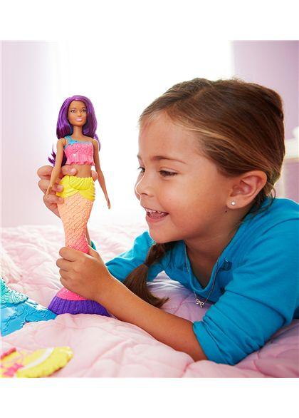 Sirena barbie dreamtopia top rosa - 24553343(5)