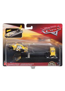 Cars 3 lanzador y coche brian spark - 24555866