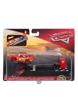 Cars 3 lanzador y coche rayo mcqueen - 24555874