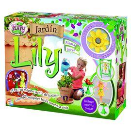 Jardin lily my fairy garden