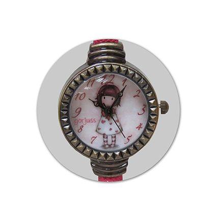 Reloj pulsera con caja gorjuss - 50906545(2)
