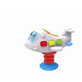 Avión infantil con ventosa