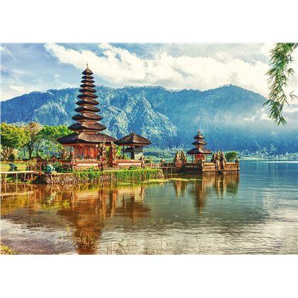 Puzzle 2000 templo ulun danu, bali, indonesia - 04017674(1)