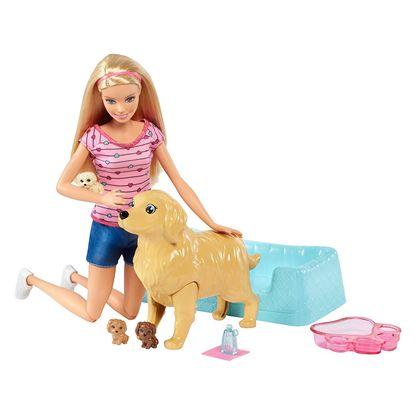 Barbie y sus perritos sorpresa - 24546562