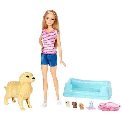 Barbie y sus perritos sorpresa - 24546562(1)