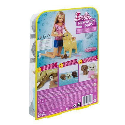 Barbie y sus perritos sorpresa - 24546562(6)