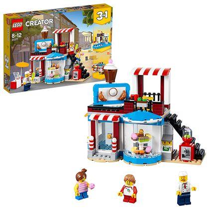Pastelería modular lego creator - 22531077