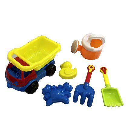 Camión 34 cm 5 piezas para la arena - 87843521(1)