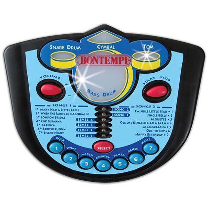 Bateria 4 pzas. drum set tutor - 07925602(2)