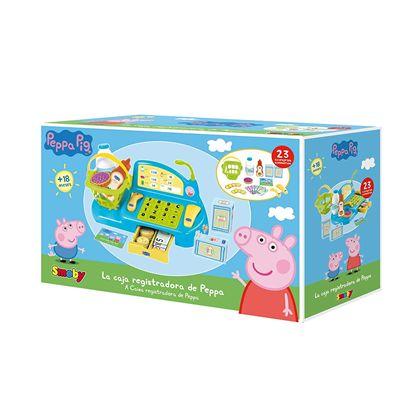 Caja registradora peppa pig - 33701230