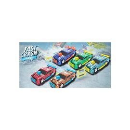 Fast crash ice coche