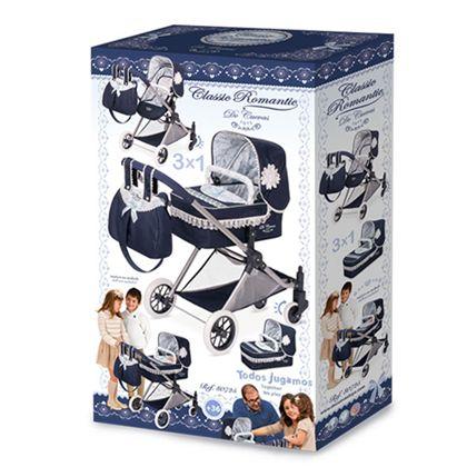 Coche de muñeca 3x1 - xl classic romantic - 48280725(4)