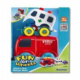 Vehiculos rescate infantiles