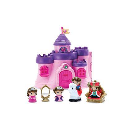 Castillo infantil con figuras - 92332902(1)