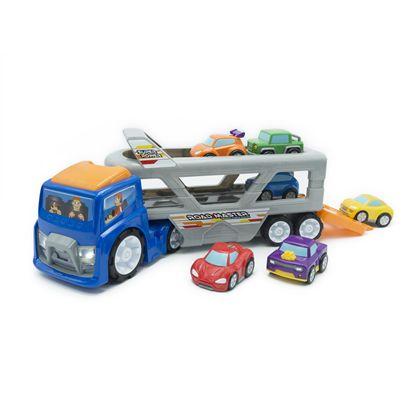 Camión transportador con 6 coches - 92312153(1)