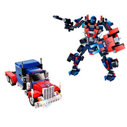 Robot construcción 377 pzas 2 en 1 - 87857008