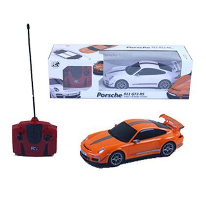 Porsche 911gt3 1:84 c/luz, 2 colores: blanco, nara - 87846385
