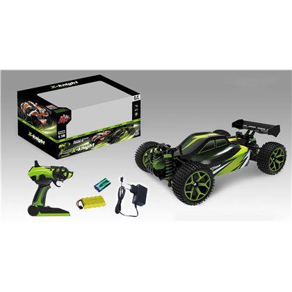 Vehículo rc 1:18 high speed 20km/h cargador, bate - 87861829