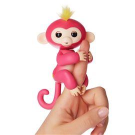 Fingerlings mono rosa bella