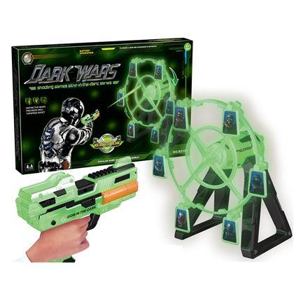 Pistola con diana dark glow - 87886884
