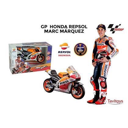 Moto gp 1:10 marc marquez honda repsol 2018 - 34031409(3)