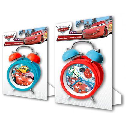 Reloj campanas 9 cm. cars - 12416289