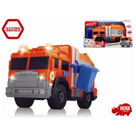 Camion reciclaje 30 cm.