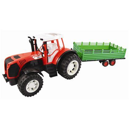 Tractor 55cm con trailer fricción - 89815259(1)