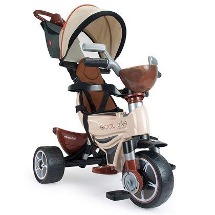 Triciclo body max chocolate - 18503256