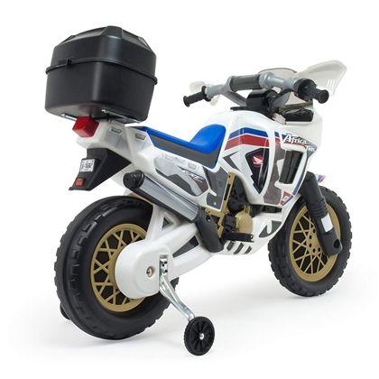 Moto honda africa twin 6v blanca - 18506820(1)
