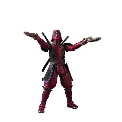 Deadpool samurai figura 16 cm marvel meisho manga - 33122586