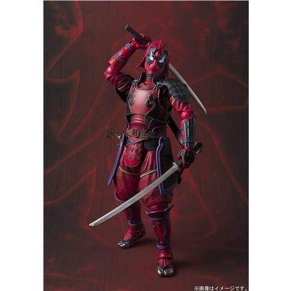 Deadpool samurai figura 16 cm marvel meisho manga - 33122586(4)