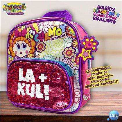 Color me mine mochila pequeña chamoy - 30541711(1)