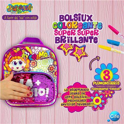 Color me mine mochila pequeña chamoy - 30541711(2)