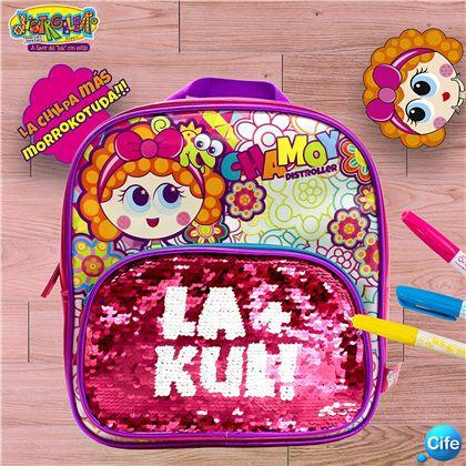 Color me mine mochila pequeña chamoy - 30541711(3)