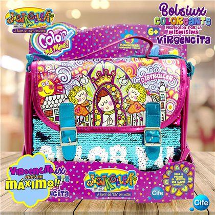 Colore me mine maletin virgencitas - 30541710