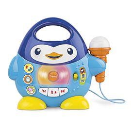 Music player pingüino