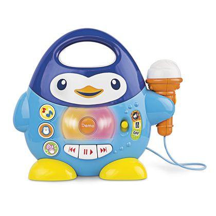 Music player pingüino - 96902514