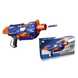 Pistola con 10 dardos