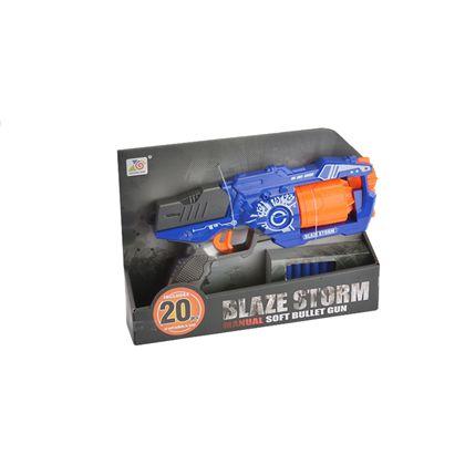 Pistola con 20 dardos - 98781340(1)