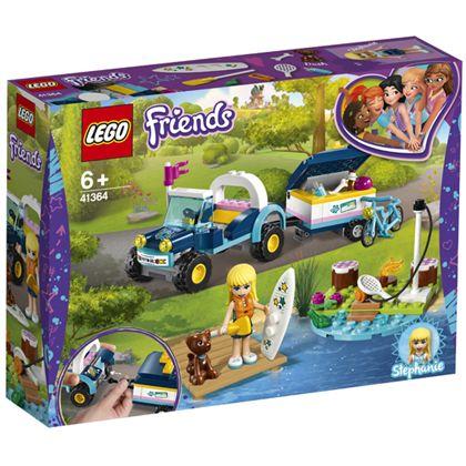 Buggy y remolque de stephanie lego friends - 22541364