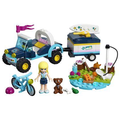 Buggy y remolque de stephanie lego friends - 22541364(1)