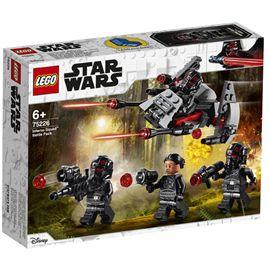 Pack de combate: escuadrón infernal star wars tm